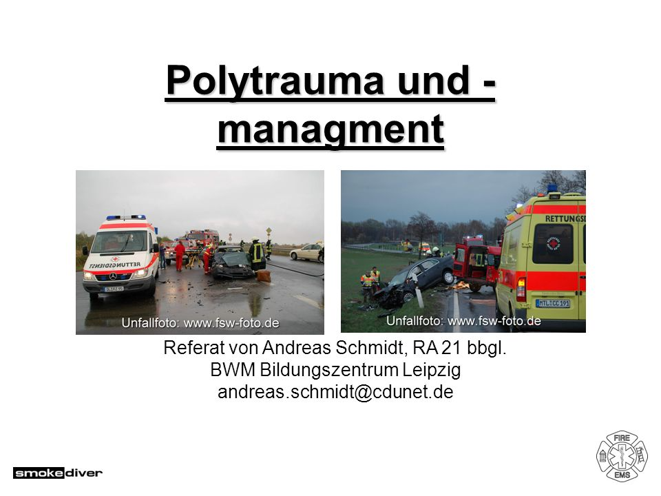 Polytrauma und -managment