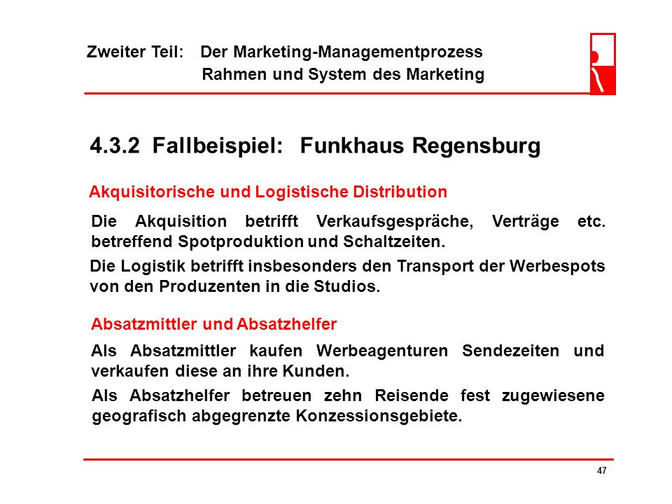 4.3.2 Fallbeispiel: Funkhaus Regensburg