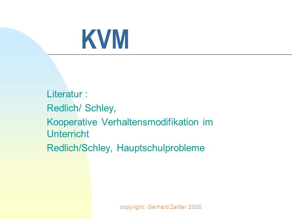 copyright : Gerhard Zeitler, 2005