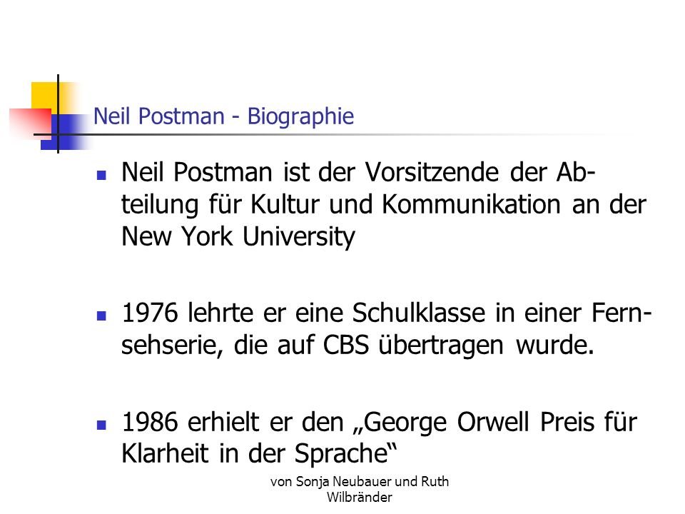 """the disappearance of childhood by neil postman essay The disappearance of childhood by neil postman dell, 1982 _____ """"a picture may, indeed, be worth a thousand words, but it is in no sense the equivalent of a thousand words, or a hundred, or two words and pictures are different universes of discourse, for a word is always and foremost an idea, a."""