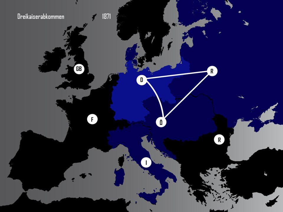 Dreikaiserabkommen 1871