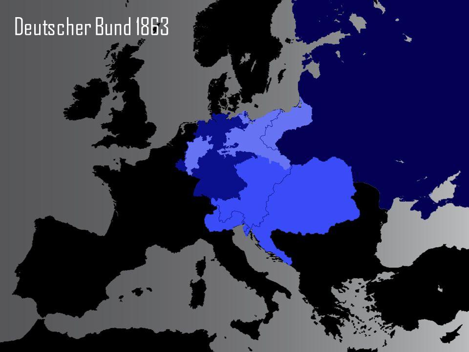 Deutscher Bund 1863