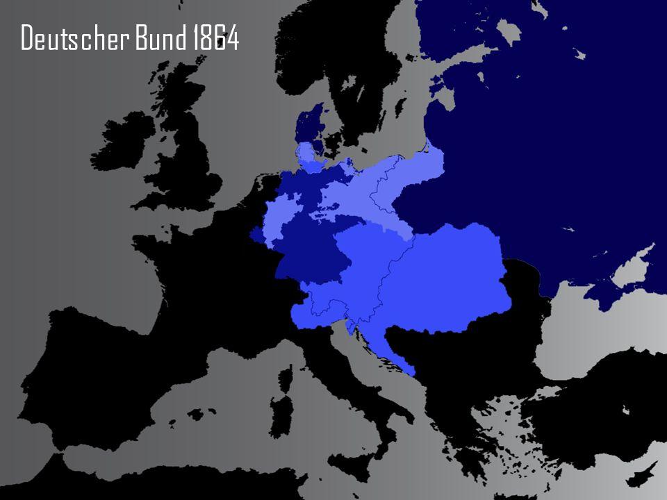 Deutscher Bund 1864