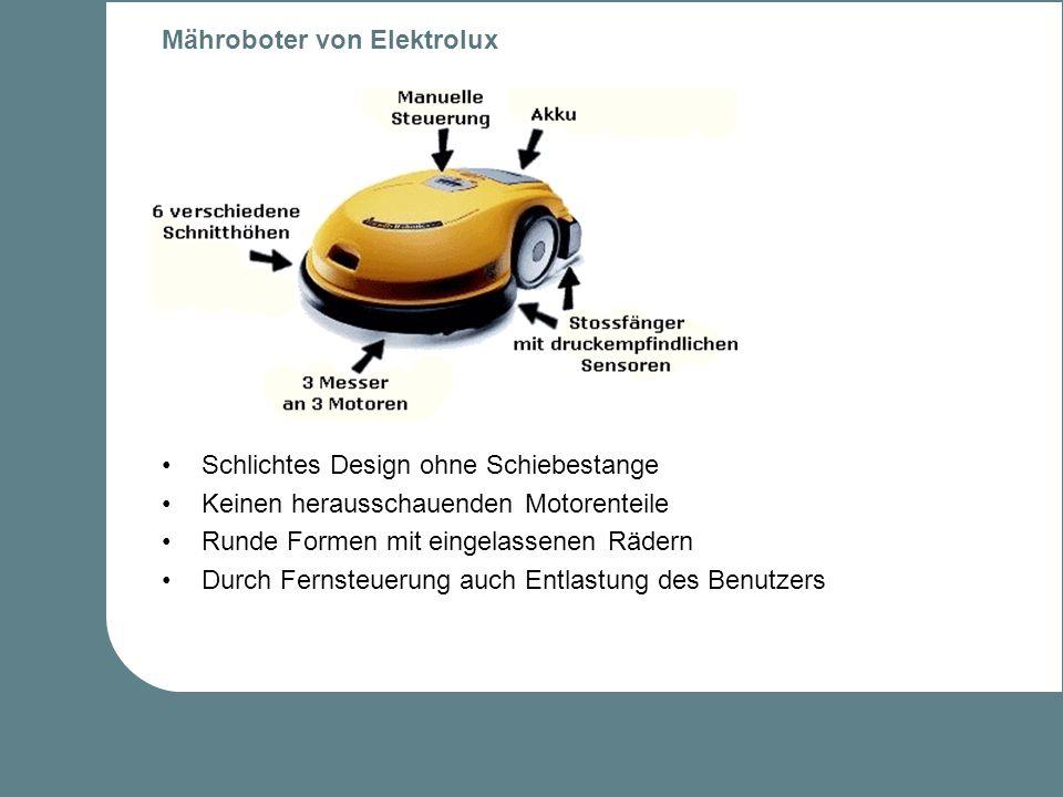 Mähroboter von Elektrolux