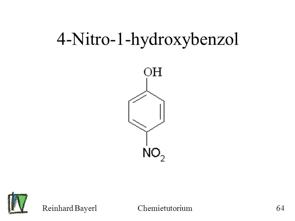 4-Nitro-1-hydroxybenzol