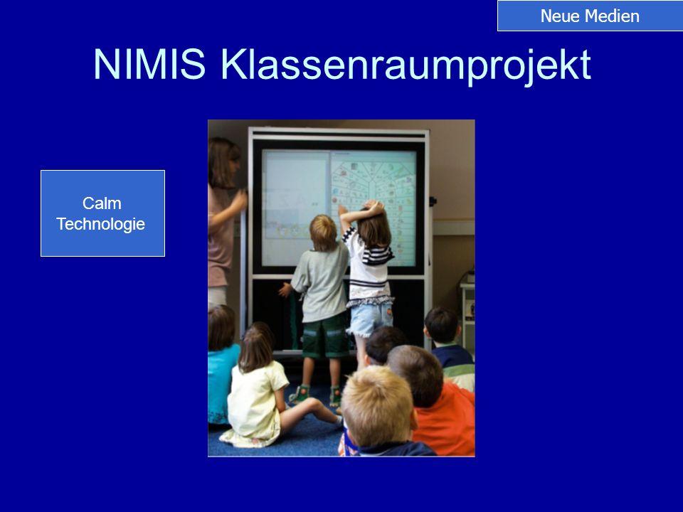 NIMIS Klassenraumprojekt