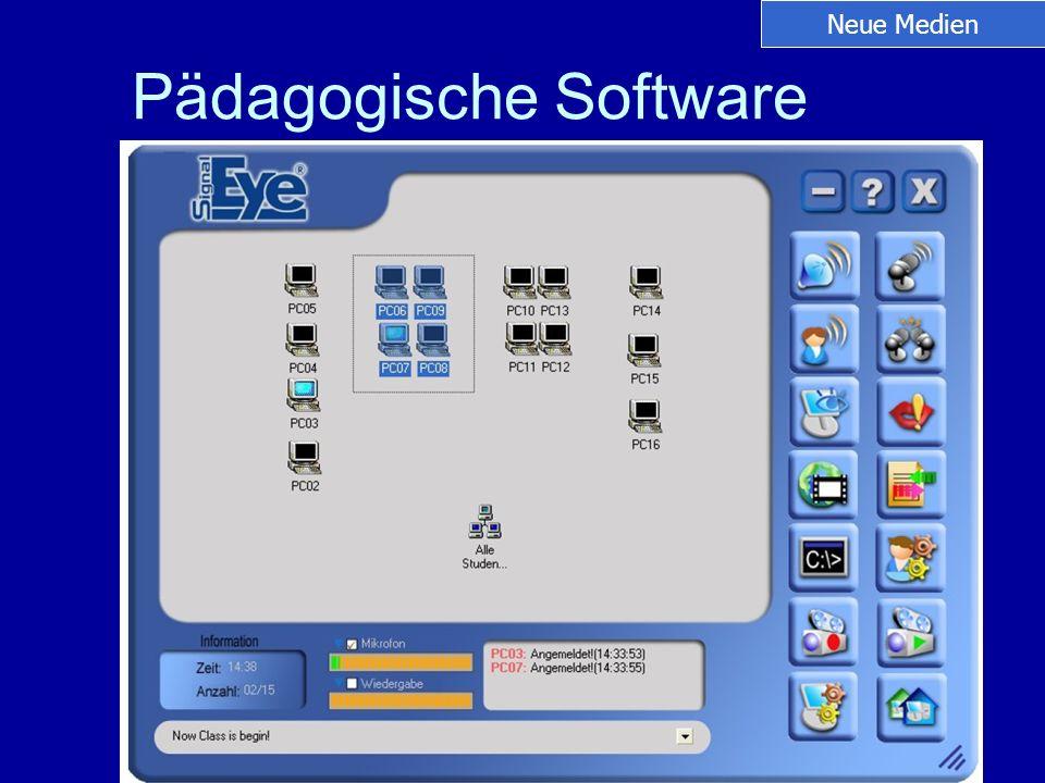 Pädagogische Software