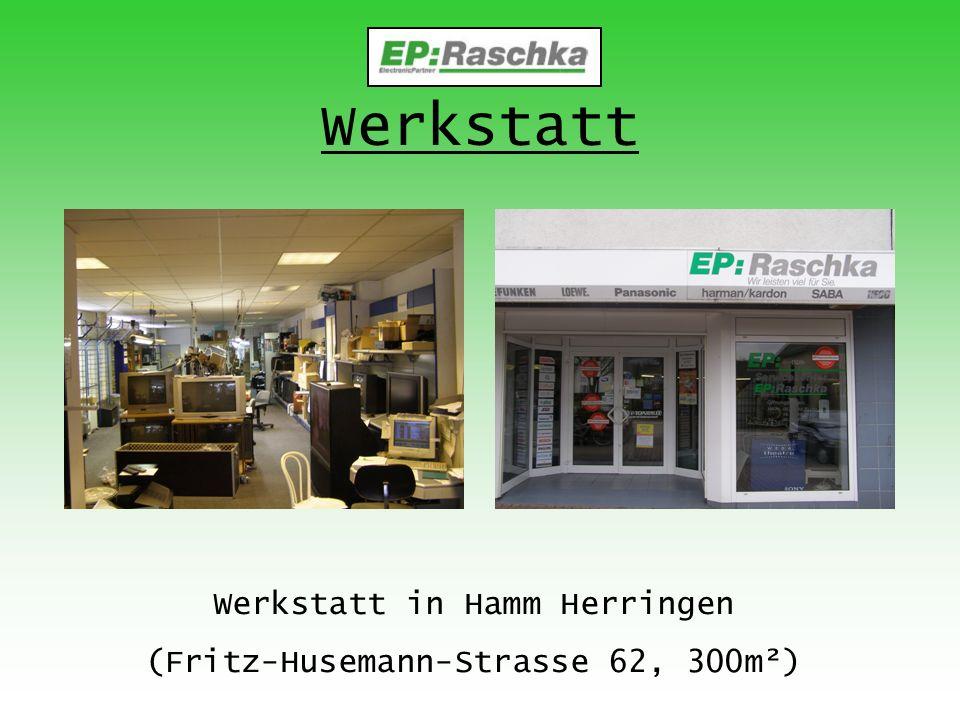 Werkstatt Werkstatt in Hamm Herringen