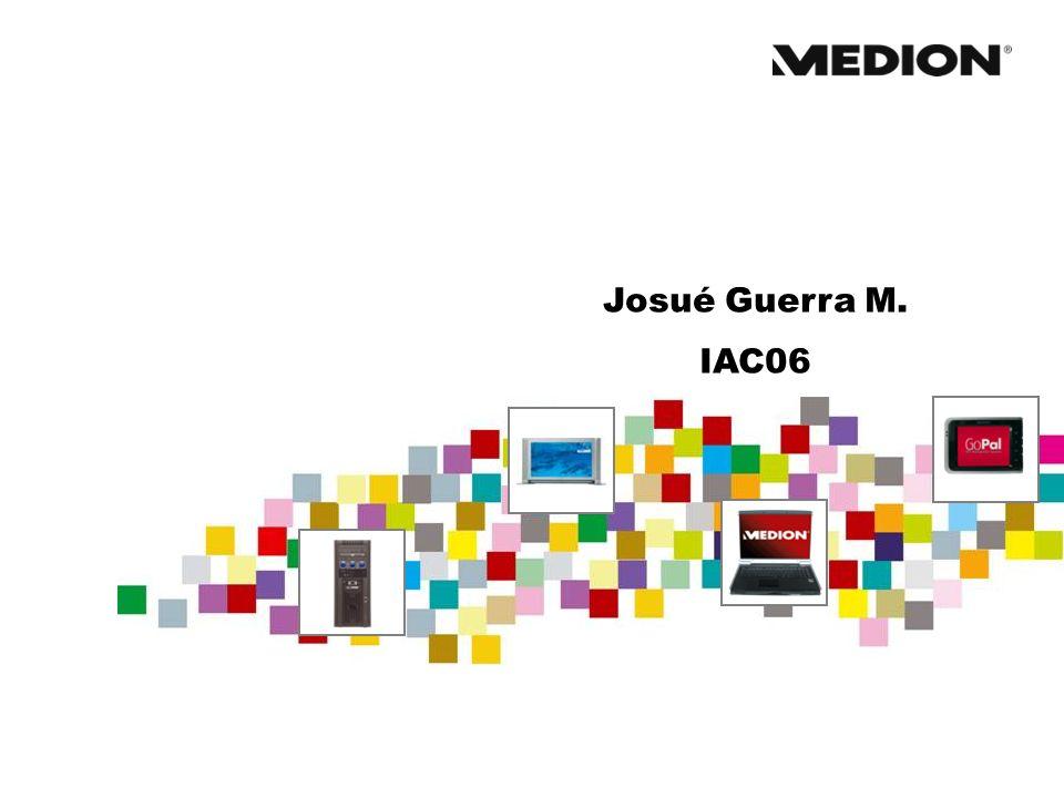 Josué Guerra M. IAC06