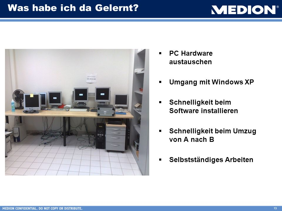 Pc hardware kennenlernen