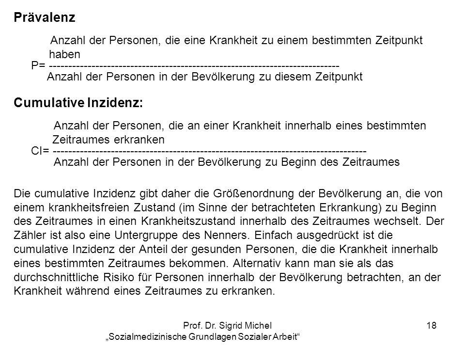 """Sozialmedizinische Grundlagen Sozialer Arbeit"