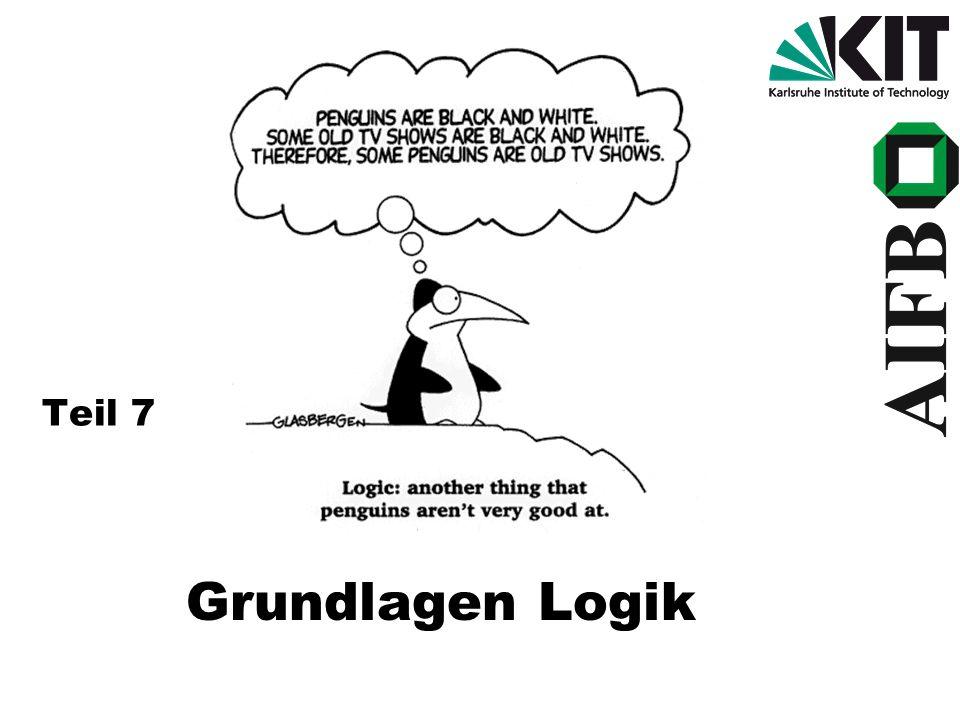 Teil 7 Grundlagen Logik