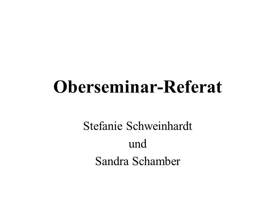 Stefanie Schweinhardt und Sandra Schamber