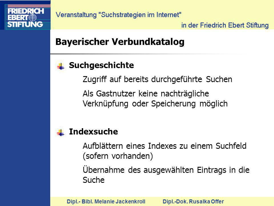 Bayerischer Verbundkatalog