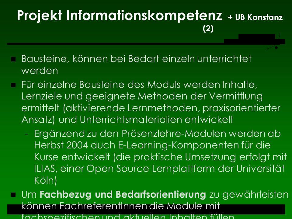 Projekt Informationskompetenz + UB Konstanz (2)