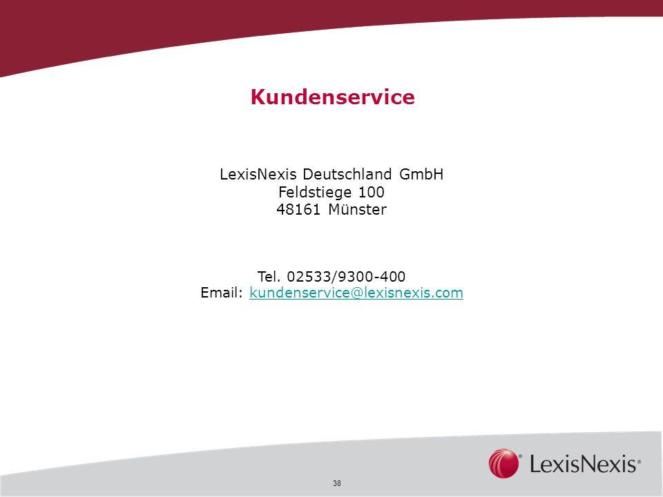 LexisNexis Deutschland GmbH