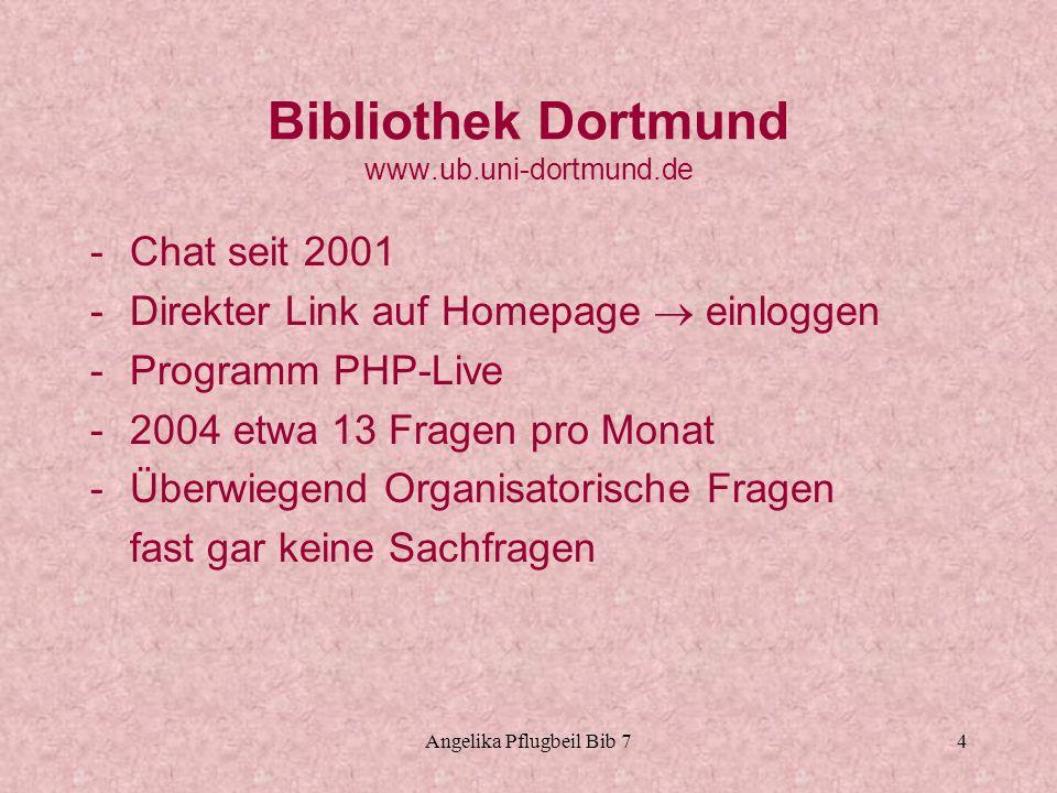 Bibliothek Dortmund www.ub.uni-dortmund.de