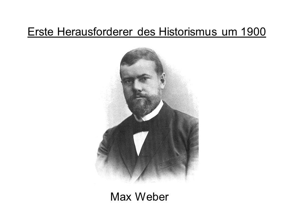 Erste Herausforderer des Historismus um 1900