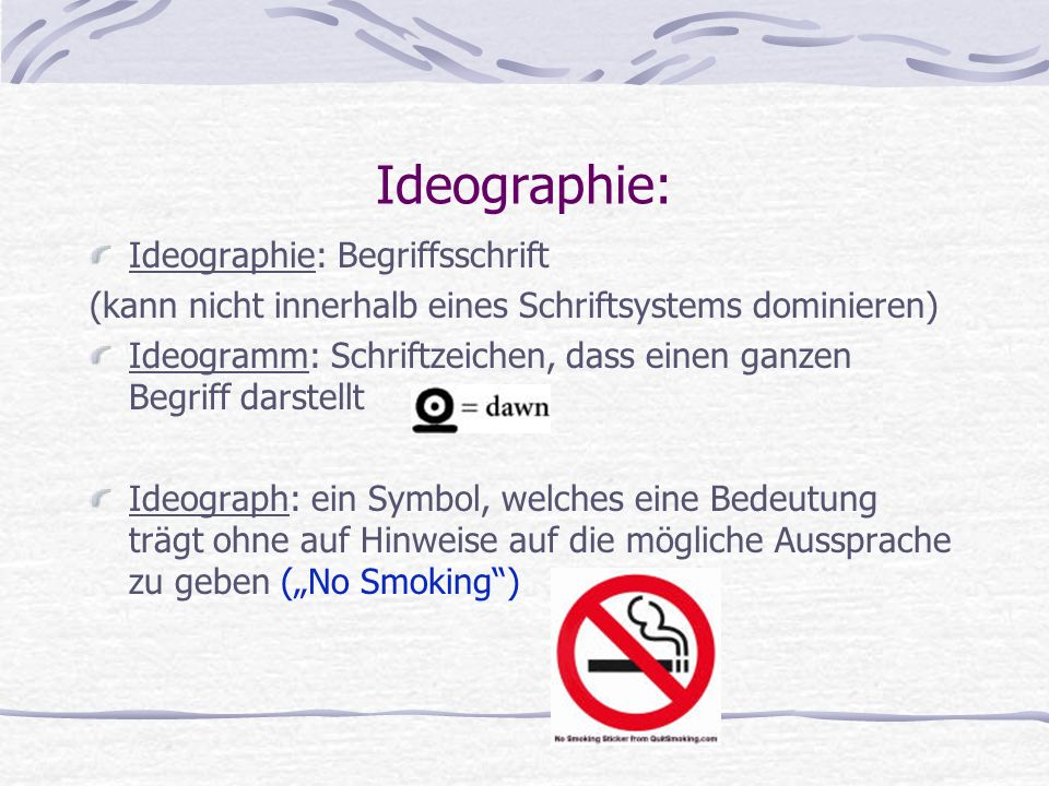 Ideographie: Ideographie: Begriffsschrift