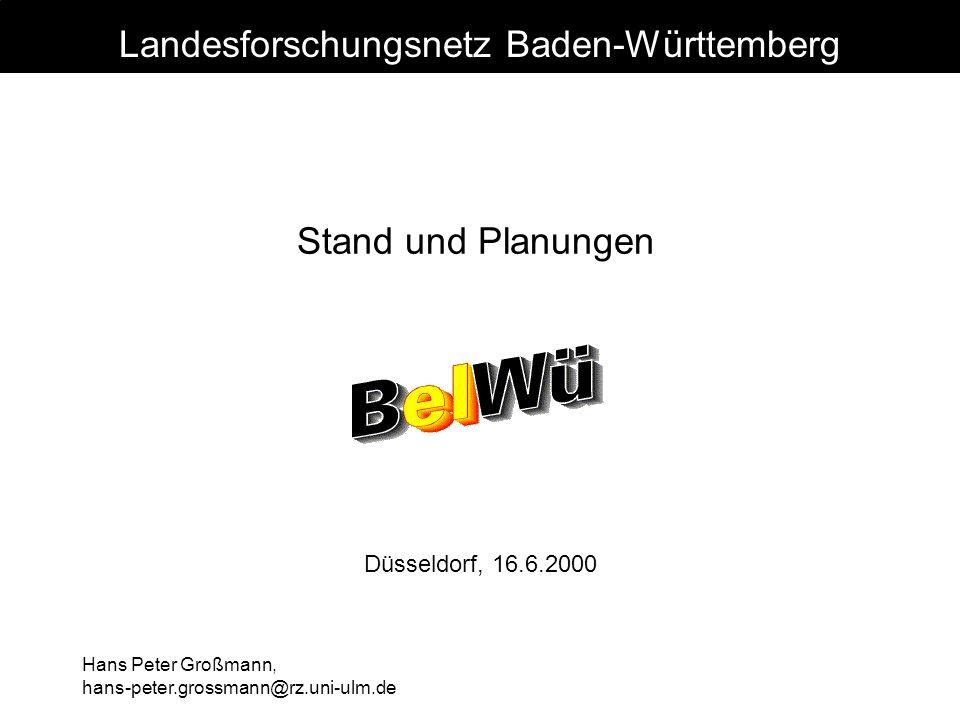 Landesforschungsnetz Baden-Württemberg