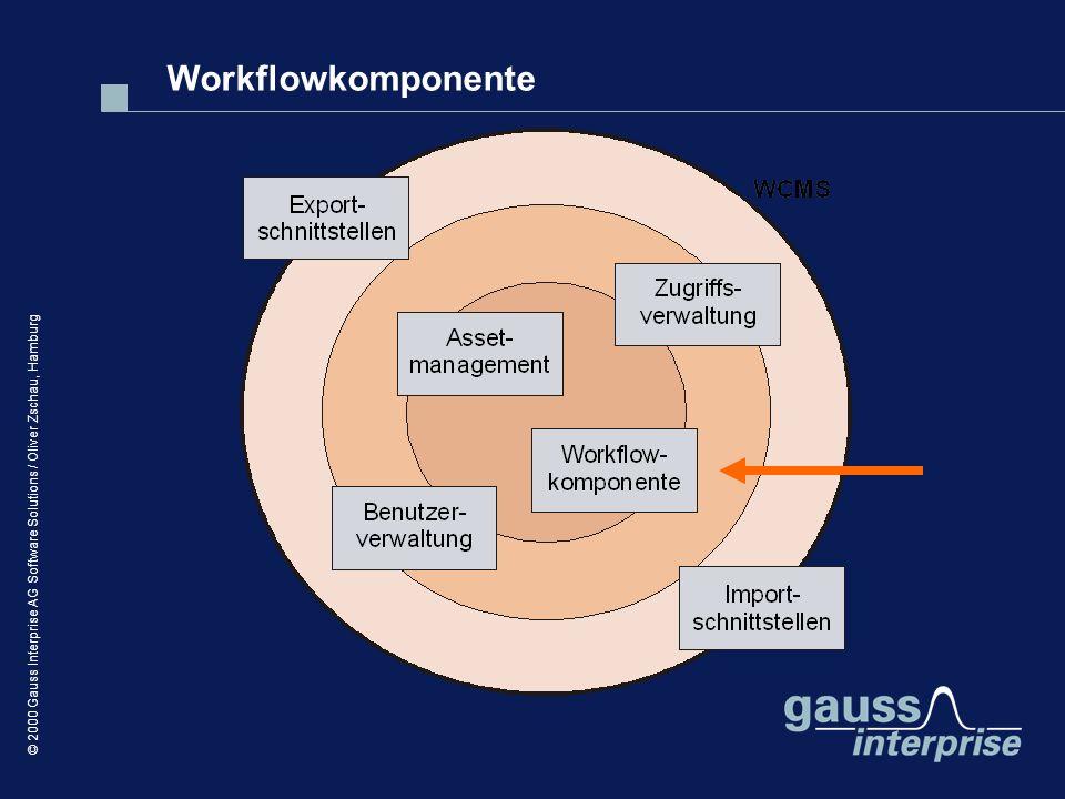 Workflowkomponente