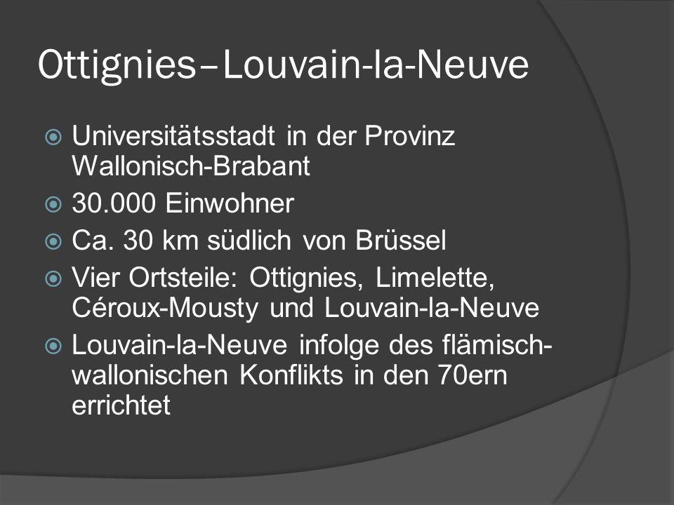 Ottignies–Louvain-la-Neuve
