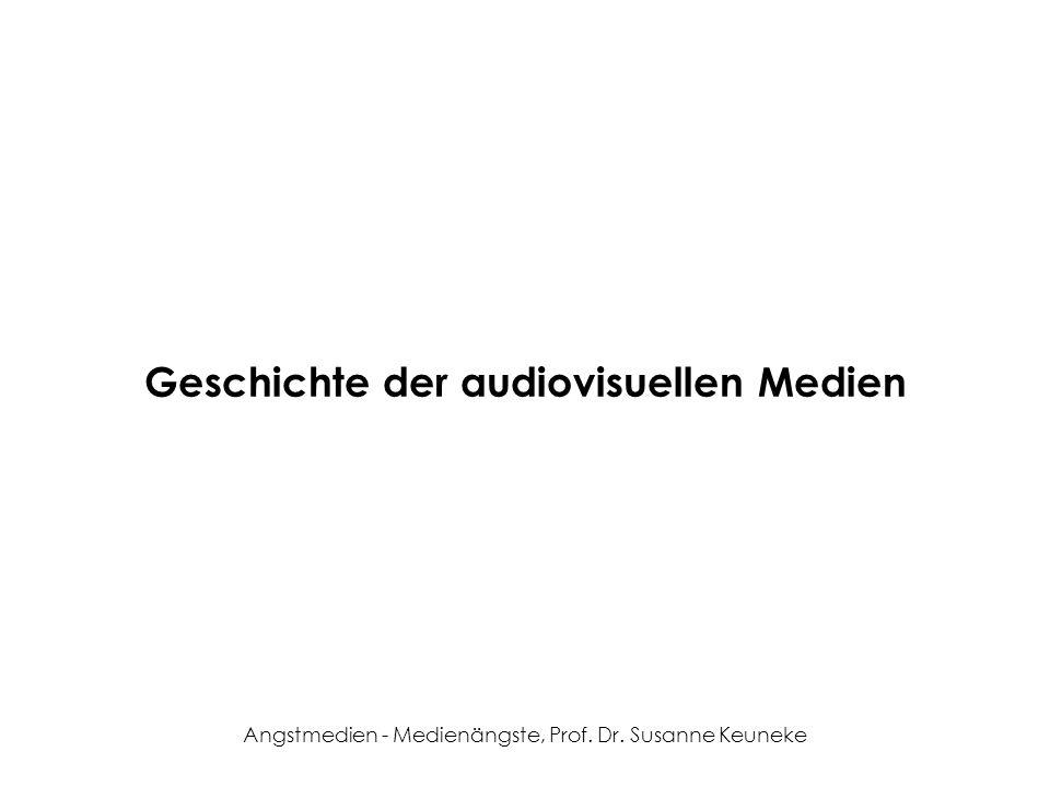 Geschichte der audiovisuellen Medien