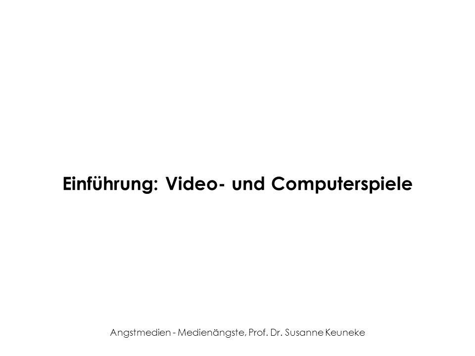 Einführung: Video- und Computerspiele
