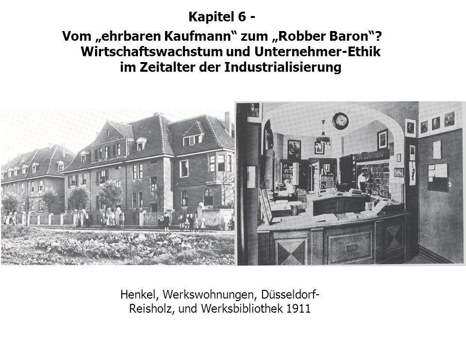 Henkel, Werkswohnungen, Düsseldorf-Reisholz, und Werksbibliothek 1911