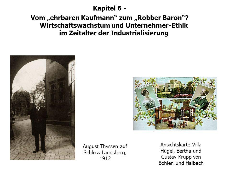 August Thyssen auf Schloss Landsberg, 1912