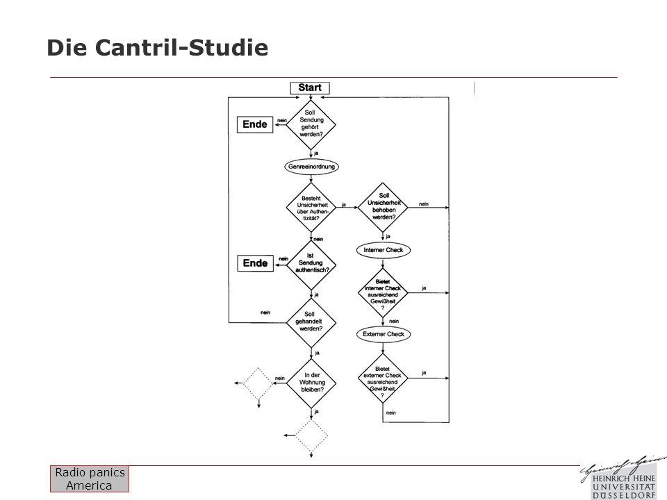Die Cantril-Studie