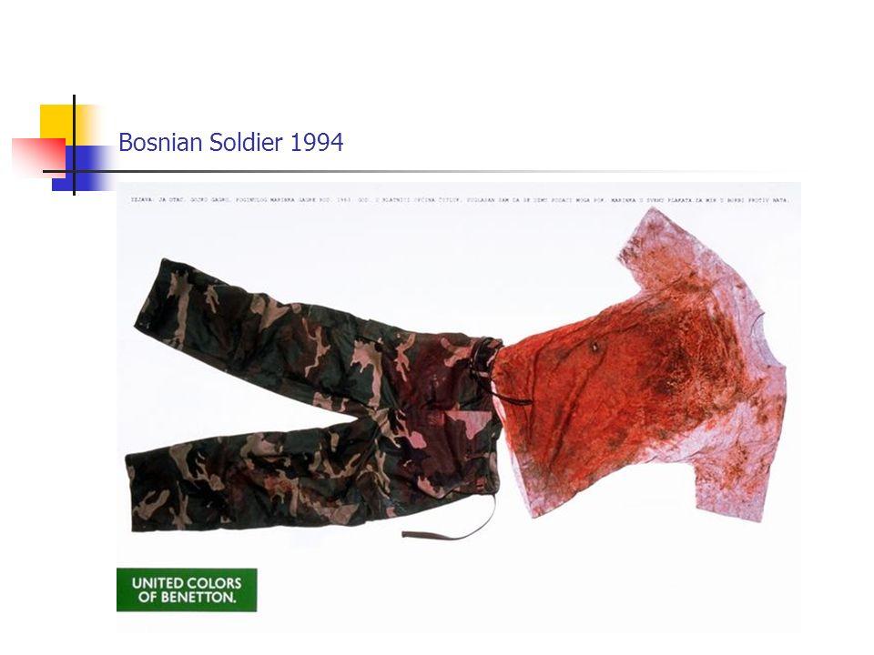 Bosnian Soldier 1994