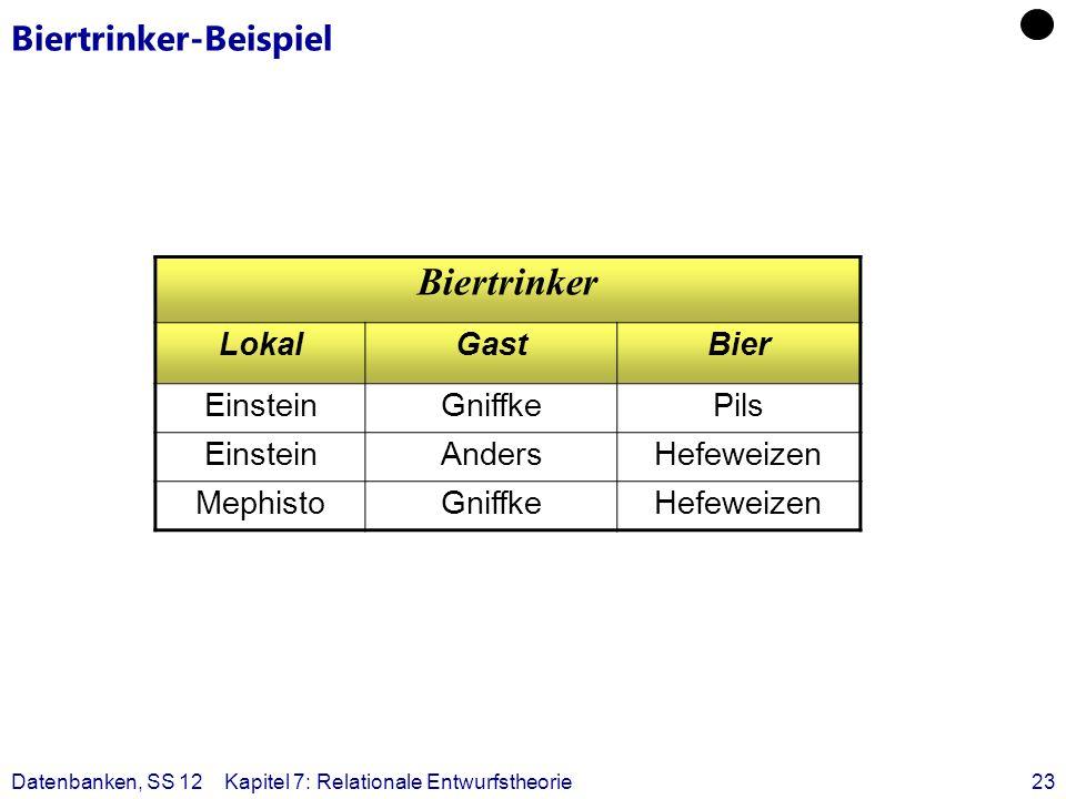 Biertrinker-Beispiel