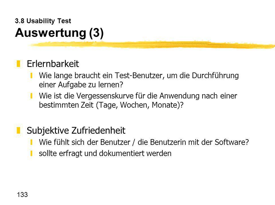 3.8 Usability Test Auswertung (3)