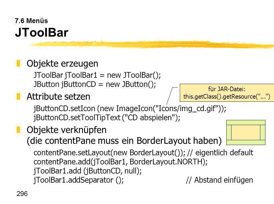 für JAR-Datei: this.getClass().getResource( ... )