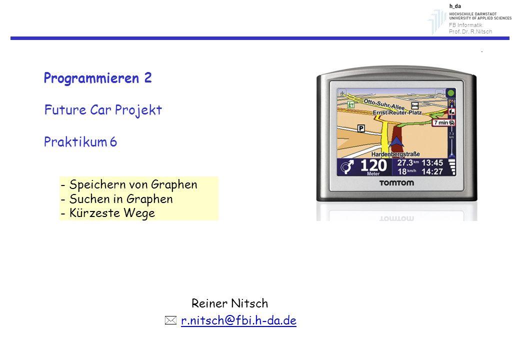 Programmieren 2 Future Car Projekt Praktikum 6
