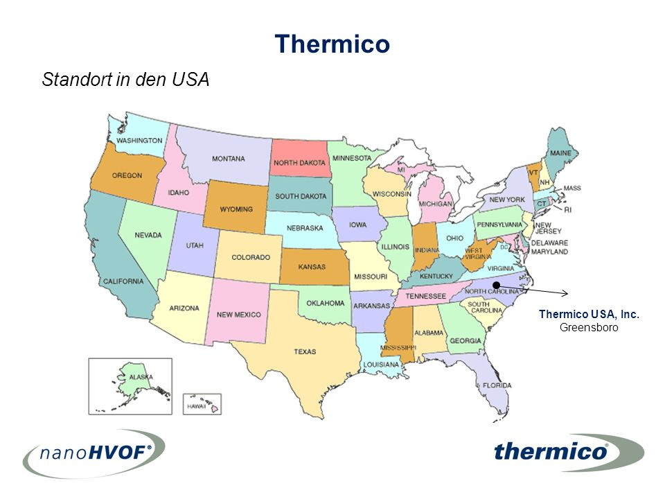Thermico USA, Inc. Greensboro