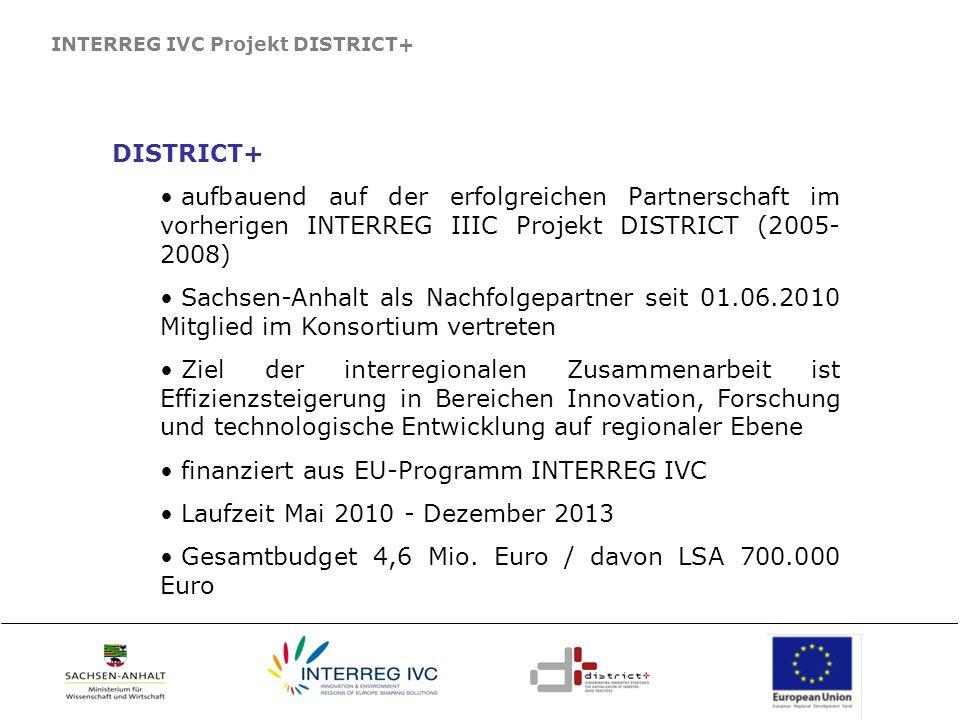 finanziert aus EU-Programm INTERREG IVC