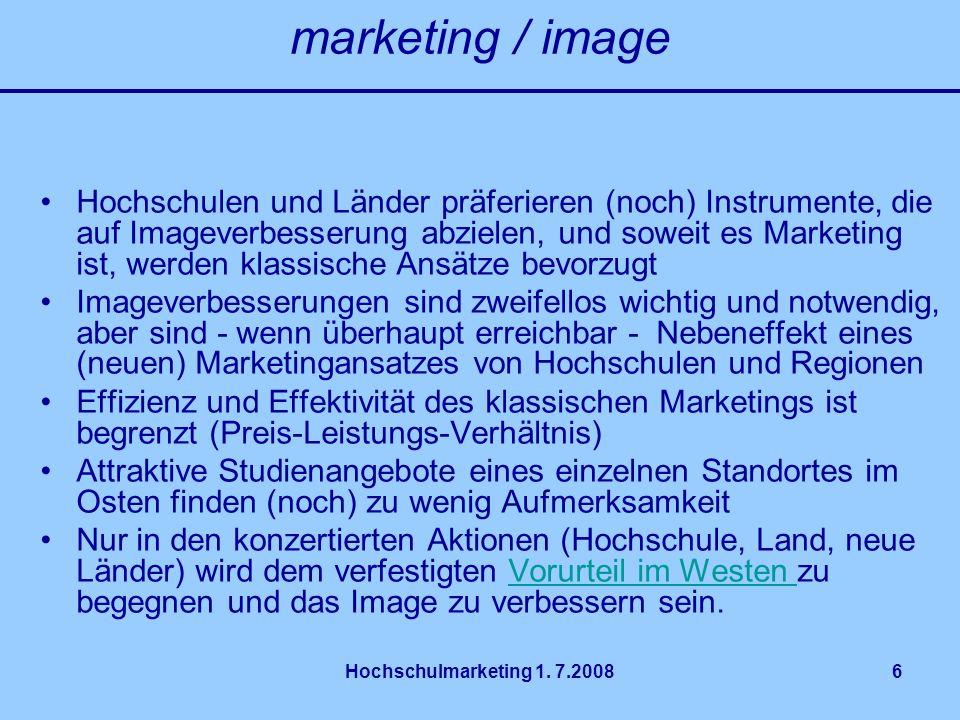 marketing / image