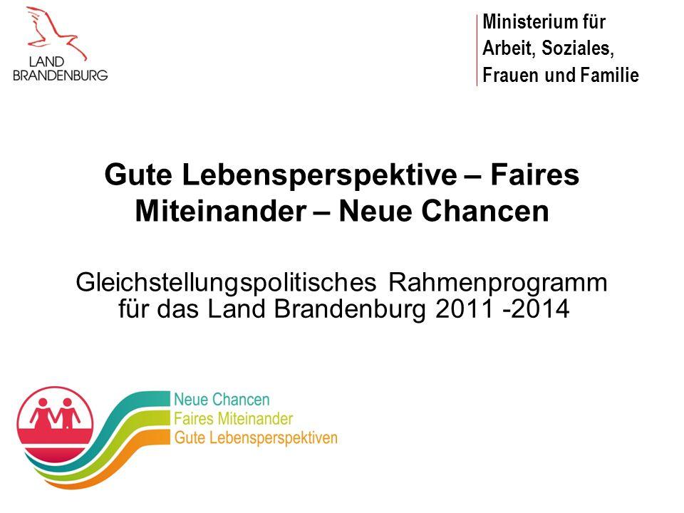 für das Land Brandenburg 2011 -2014