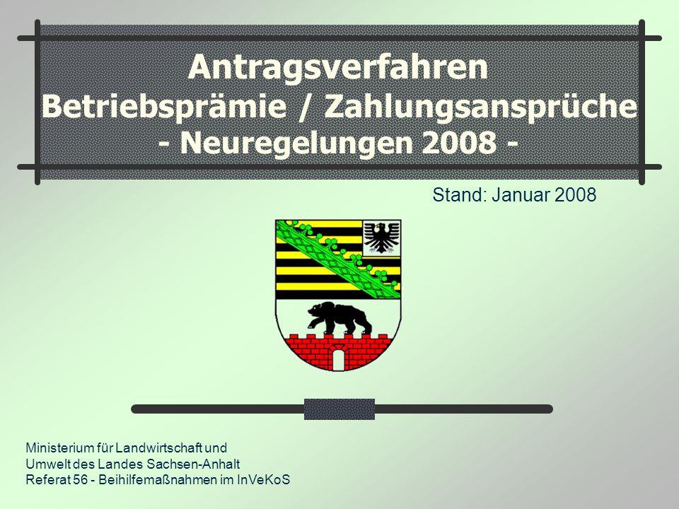 Ministerium für Landwirtschaft und