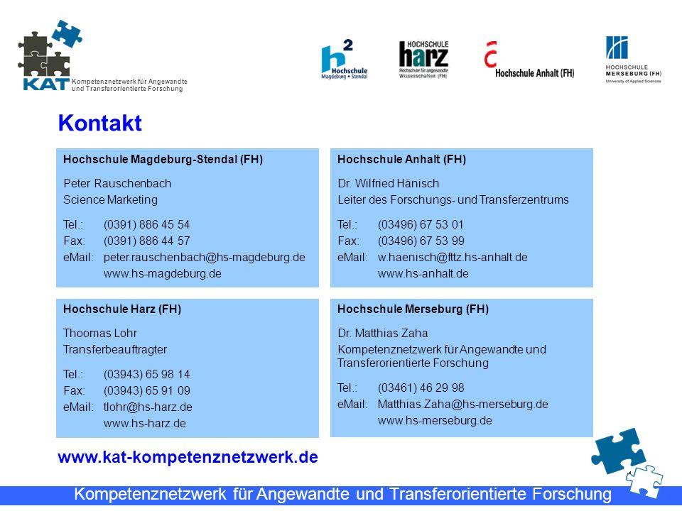 Kontakt www.kat-kompetenznetzwerk.de