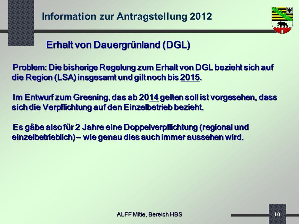 Erhalt von Dauergrünland (DGL)