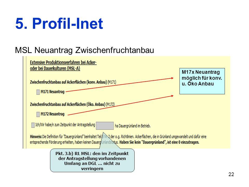 5. Profil-Inet MSL Neuantrag Zwischenfruchtanbau