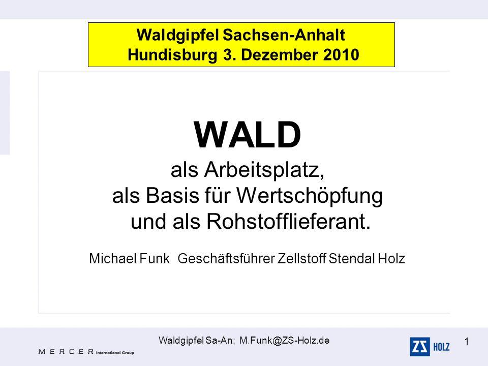 Waldgipfel Sachsen-Anhalt Hundisburg 3. Dezember 2010