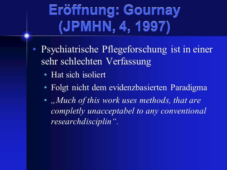 Eröffnung: Gournay (JPMHN, 4, 1997)