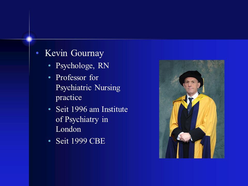 Kevin Gournay Psychologe, RN