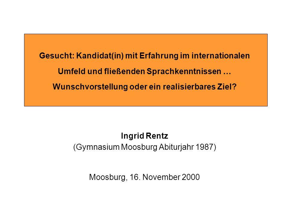 (Gymnasium Moosburg Abiturjahr 1987)