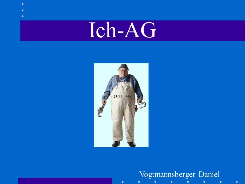 Ich-AG Vogtmannsberger Daniel