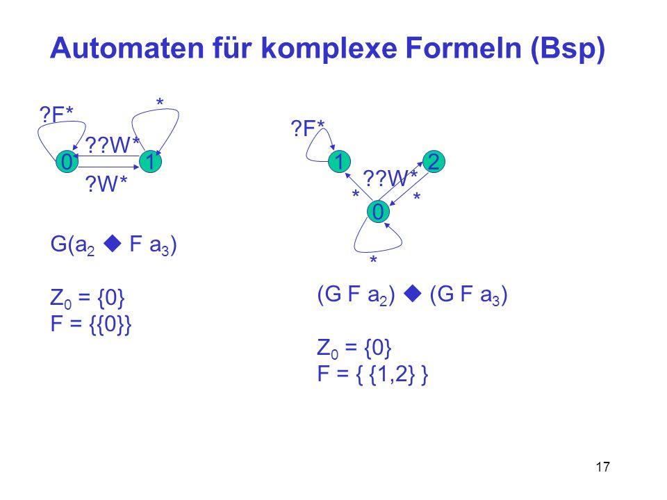 Automaten für komplexe Formeln (Bsp)
